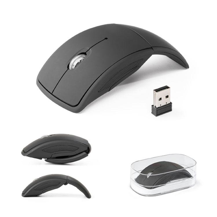 MOUSE WIRELESS DOBRÁVEL